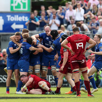 Leinster's double dream is on, semi-final pain for Munster and more RDS talking points