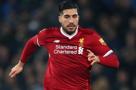 Liverpool midfielder Emre Can looks likely to join the Serie A champions this summer.