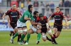 Vainikolo double inspires Connacht to impressive victory