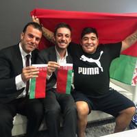 Diego Maradona wins first trophy as chairman of Belarusian club