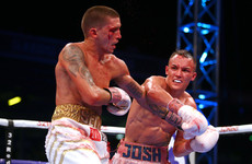 Warrington shocks Selby in Elland Road belter to claim IBF world title