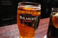 Bulmers axes 50 jobs in Clonmel