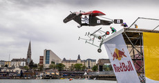 Thousands of spectators descend on Dun Laoghaire harbour for Red Bull Flugtag