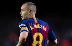 'I arrived as a boy, I leave as a man' – Iniesta in emotional Barcelona farewell