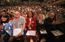 3,500 people from 120 countries became Irish citizens today