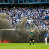 Legia Warsaw win Polish championship in dramatic circumstances after final game abandoned