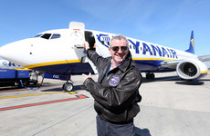 Ryanair is planning to transform itself into a 'substantial' airline group in the next three years