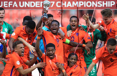 Dutch lift U17 European championship after yet another penalty shootout