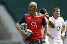 England defence coach Gustard steps down to take Harlequins job