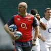 England defence coach Gustard steps down to take Harlequins job
