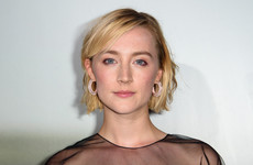 It took a week for Saoirse Ronan to film the awkward sex scenes in her new movie