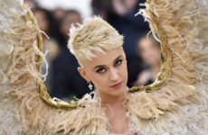Katy Perry thinks Meghan Markle could have done with another dress fitting before the big day