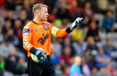 Bohemians goalkeeper Supple receives Ireland call-up nine years on from quitting professional football