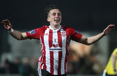 Double delight for McEneff and Derry leaves Bray rooted to the bottom