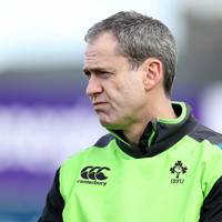 Tierney no longer involved in U20s set-up as O'Connell remains in assistant coach role