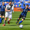 Ibrahimovic sent off for slapping opponent but Galaxy halt losing run