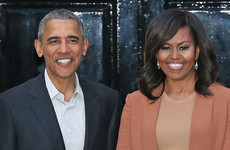 The Obamas are going into the TV business together