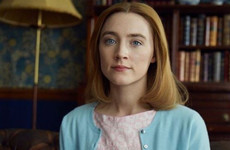 Saoirse Ronan has revealed that she only went and directed a film... as a kid