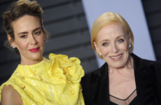 Sarah Paulson isn't here for criticism of the 32-year age gap between her and her girlfriend