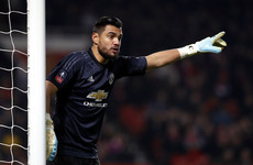 Man United goalkeeper ruled out of World Cup for Argentina due to injury