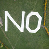 Giant 'No' sign removed from Dublin Mountains, says pro-life group