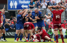 The 'brothers' culture that has been a key part of Leinster's rebuild