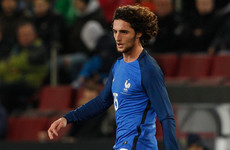 PSG midfielder emails France boss to say he's refusing World Cup standby spot