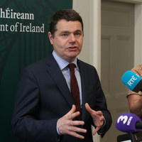 Donohoe defends 'rainy day fund' - but opposition parties reckon it's 'useless'