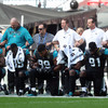 NFL owners agree ban on players kneeling in protest during US national anthem