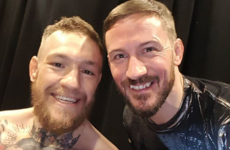 Conor McGregor's coach is offering free self-defence classes to women in light of recent events