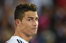 I've got a biological age of 23, claims Ronaldo