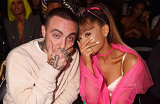 "Ariana Grande opened up about her ""toxic relationship"" with Mac Miller when a fan blamed her for their breakup"