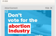 This is why you're still seeing referendum ads online