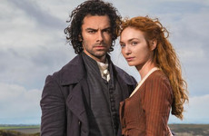 It turns out Aidan Turner is paid more for his role in Poldark, and co-star Eleanor Tomlinson wants that to change