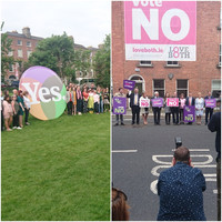 'No' side say proposals too extreme, while 'Yes' calls this a 'once-in-a-generation' chance
