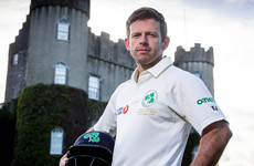Ireland cricket legend Ed Joyce announces his retirement