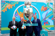 Here are the dates that Euro 2020 matches will be played in Dublin