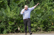 Boris Johnson spent 18 minutes on the phone to Russian prankster posing as the Armenian prime minister