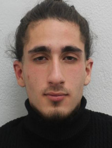 Man who committed spate of crimes caught after police tracked him with DNA tagging spray