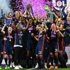 Lyon hit four goals in extra-time thriller to win record fifth Women's Champions league title