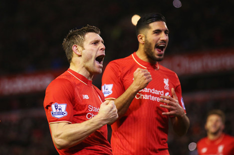 James Milner and Emre Can are both fit for Saturday's meeting with Real Madrid.