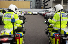 Gardaí out in force for 24-hour slow down operation