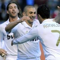 WATCH: Karim Benzema scores glorious volley against Osasuna