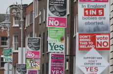 Most Irish people think referendum posters should be banned