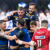 Leinster look to complete historic double against ever-dangerous Scarlets