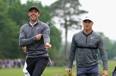 'That's the best round I've ever seen' - McIlroy's brilliance drives rivals to distraction