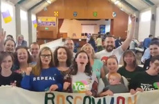 Roscommon has voted by nearly 60% to repeal the Eighth Amendment
