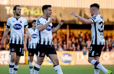 Table-toppers Dundalk put five past sorry Seagulls to maintain top spot