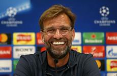 Jurgen Klopp calls for 'big balls' from Liverpool