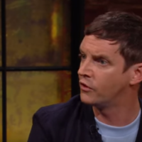 Emmet Kirwan seriously put it to Ryan Tubridy on the Late Late, and people loved him